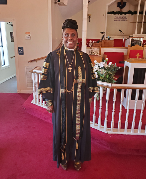 Rev. Alice Crenshaw